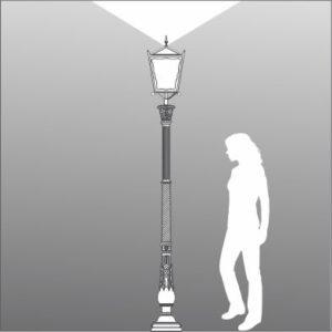 Grand Classic Light distribution