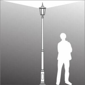 Selbourne light distribution