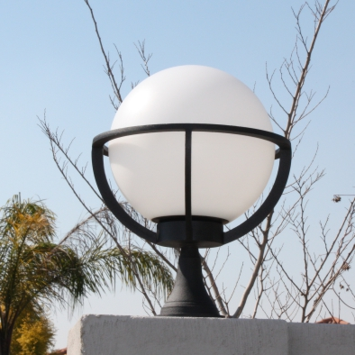 300mm Sphere 4 Arm Basket Pedestal
