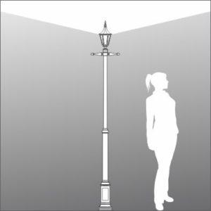 Classic light distribution