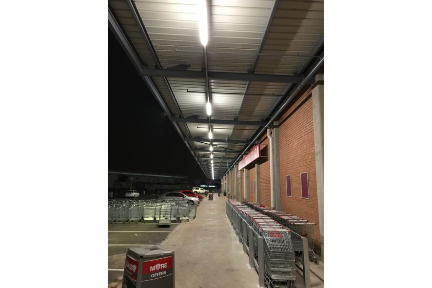 Jumbo Cash Amp Carry Commercial Projects Regent Lighting