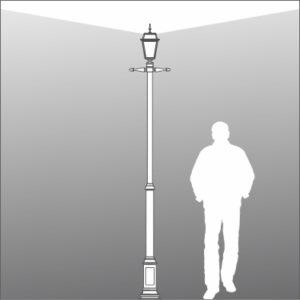 Thesen Light distribution