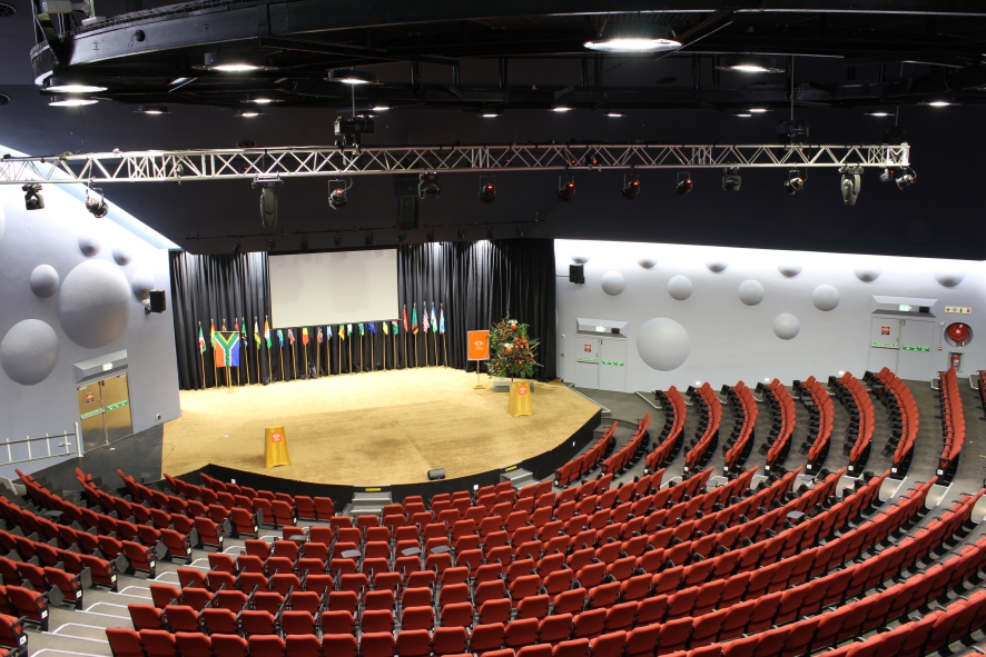 Uj Auditorium Regent Lighting Solutions