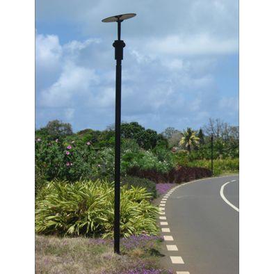 100mm Aluminium Pole