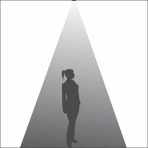Perox Zena 64 light distribution