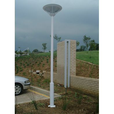Stepped Modern Pole
