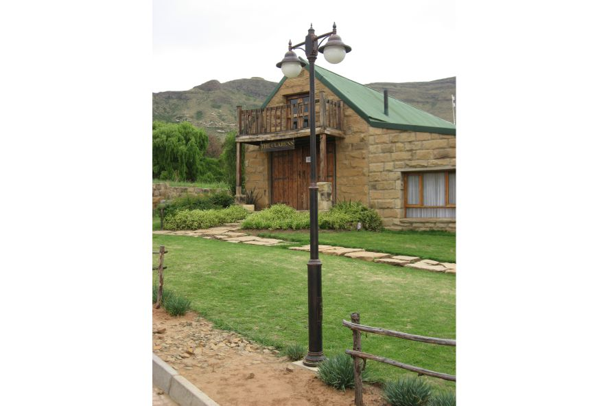 Clarens Golf & Trout