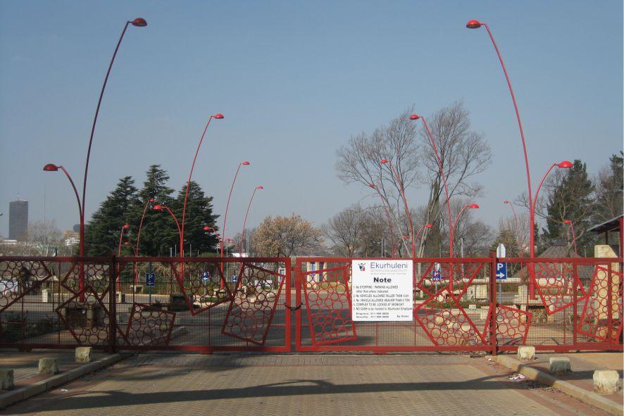 Dries Niemand Park