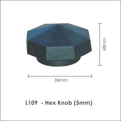 L109 - Hex Knob (5mm)