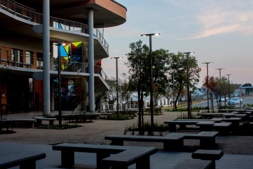 Midrand Graduate Institute Commercial Project Regent