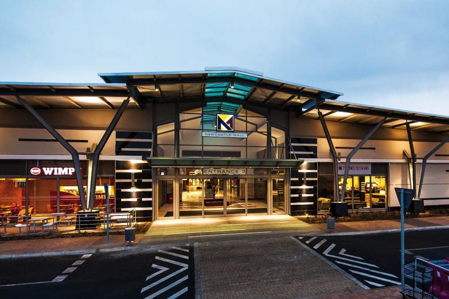 Newcastle Mall