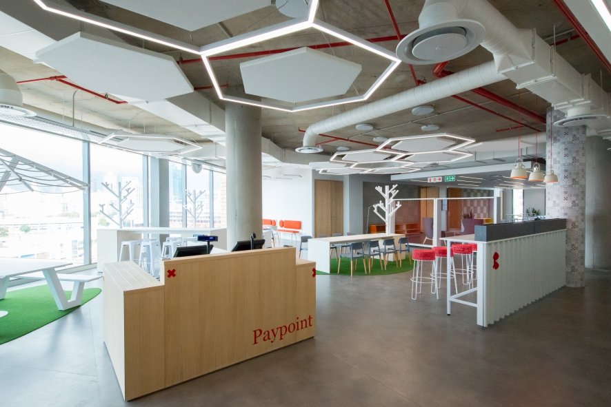 PWC Head Office Silo 5