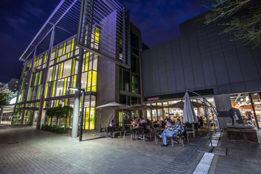 Rosebank Mall