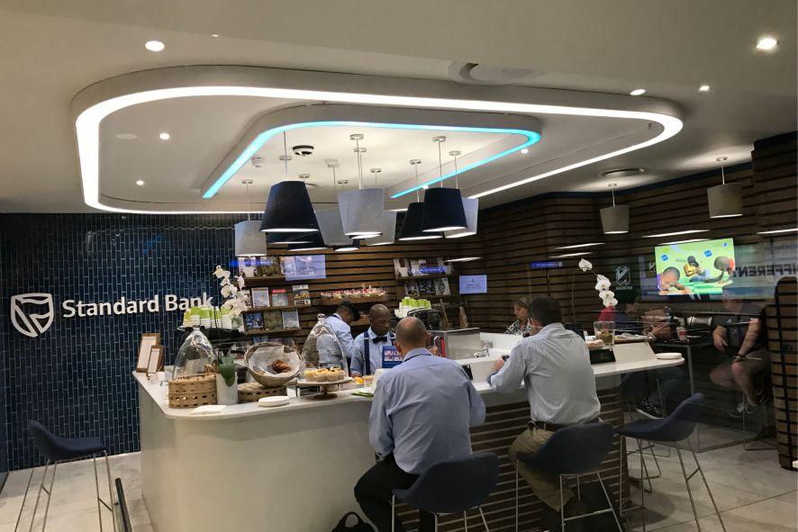 Standard Bank Cafe