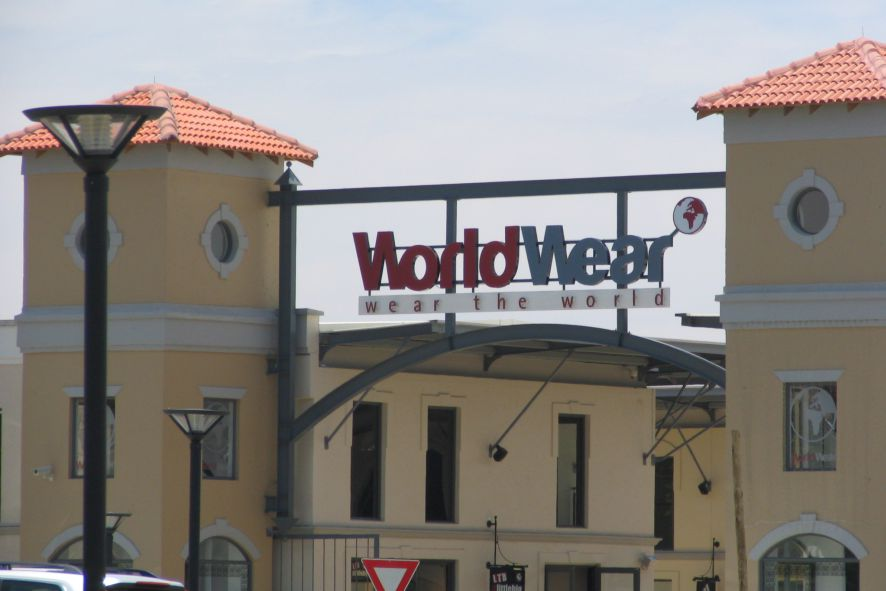 World Wear Shopping Centre