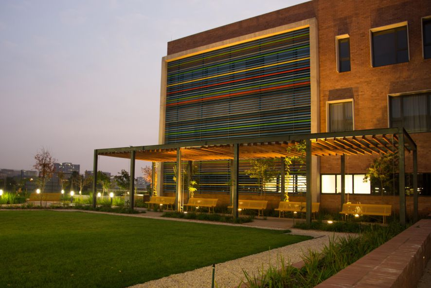 The Nelson Mandela Children's Hospital