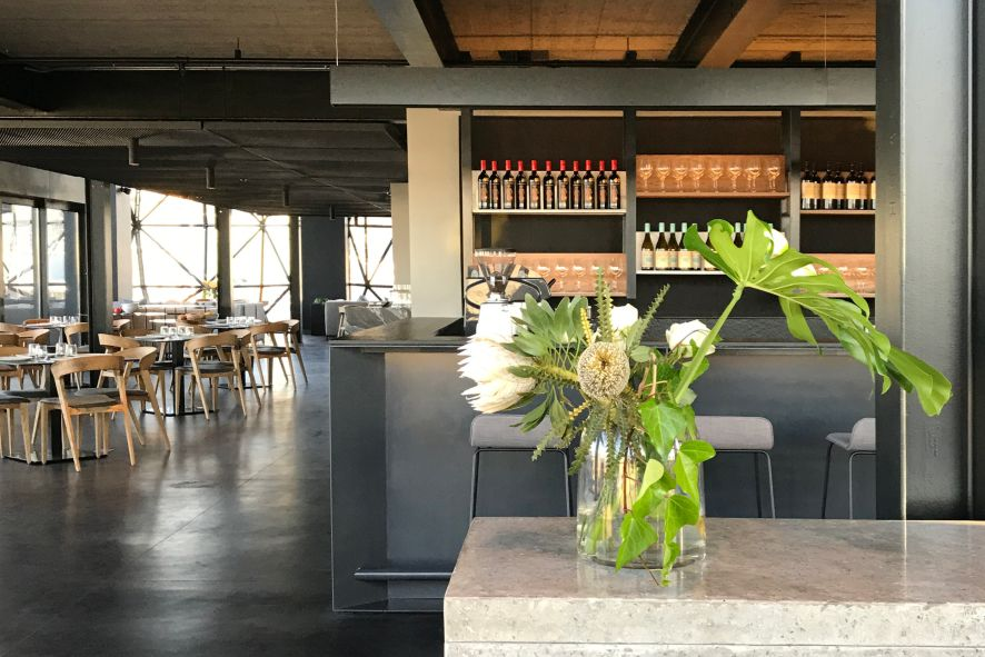 The Zeitz MOCAA Food Venue