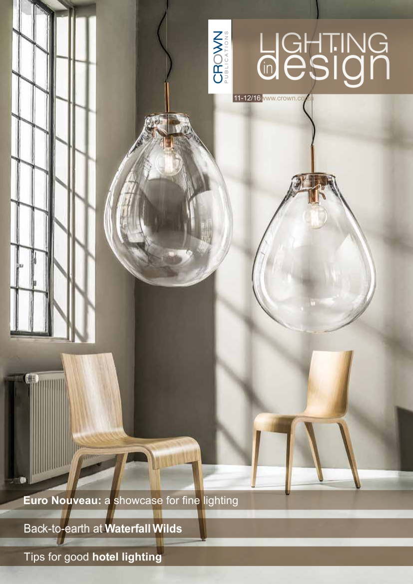 Lighting In Design Nov-Dec 2016