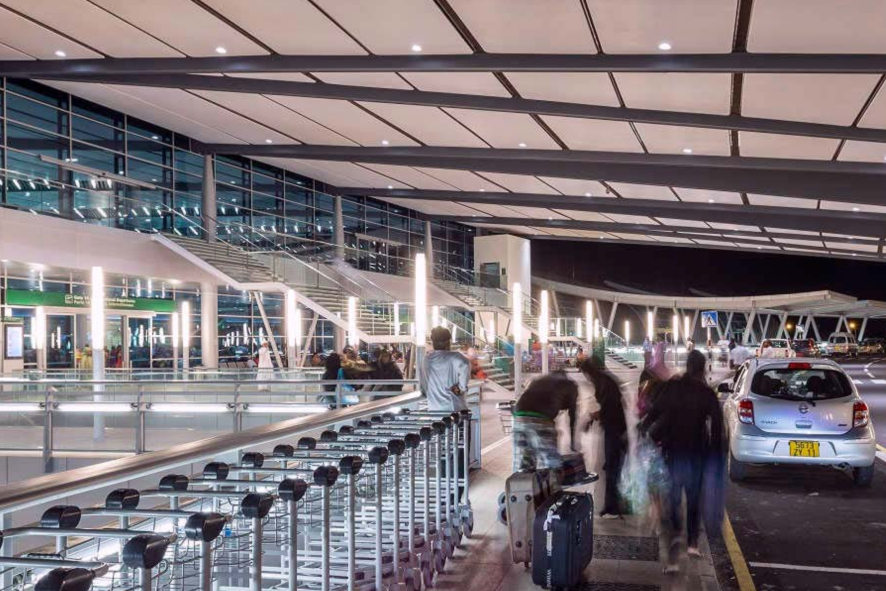 Mauritius Airport Regent Lighting Solutions