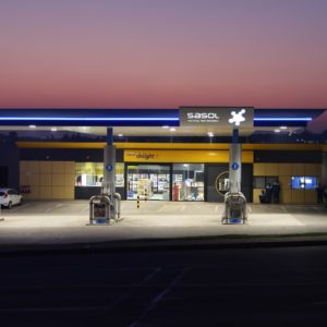 Sasol Petrol Station Cradlestone
