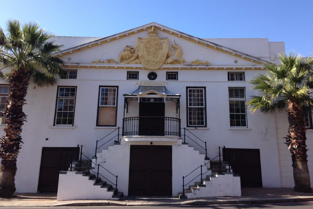 The Old Granary, Cape Town