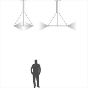 Arc 27 light distribution