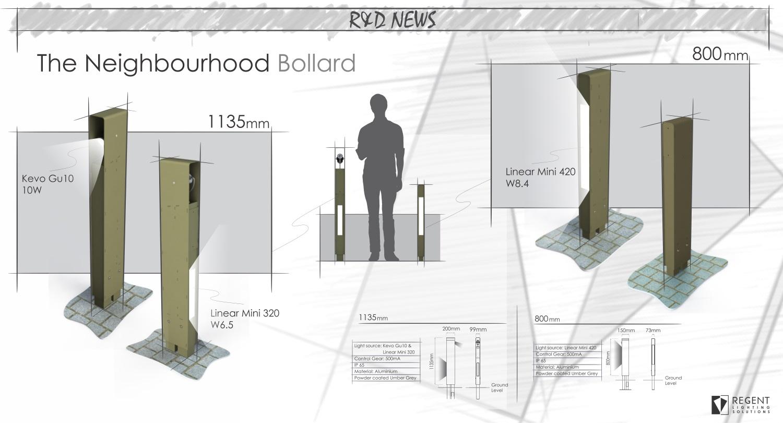 R&D News 2019   Neighbourhood Bollard